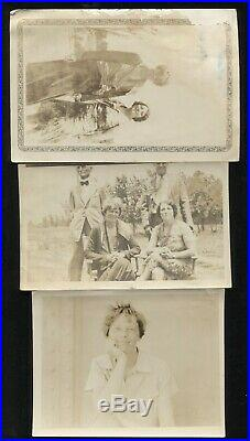 Amelia Earhart 4 Page Hand Written Letter Unpublished Photos & Envelope PSA/DNA