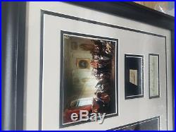 Andrew Jackson Framed 19.5x23.5 Display with Hand-Written Word From Letter