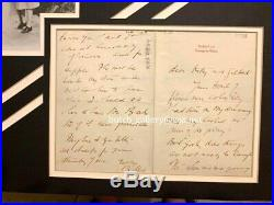 BILLIE BURKE handwritten letter signed autograph 1929