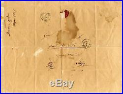 COMPOSER Richard Wagner autograph, handwritten letter signed