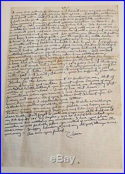 Clara Bow hand written letter