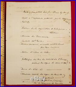 Elbridge Gerry-signer Declaration Of Independence-handwritten Signed Letter-1798