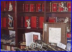 Ernest Hemingway Hand Written Signed Letter To His Wife & Mary Letter 2 Item Jsa