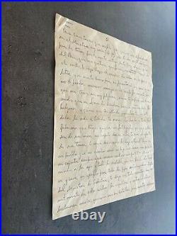 Ernesto CHE Guevara Handwritten Letter ALS SIGNED AUTOGRAPH ORIGINAL /COA 1965