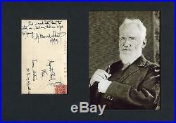 George Bernard Shaw LITERATURE autograph, handwritten letter signed