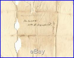 James Monroe 1815 Autograph Letter Signed President Handwritten Letter
