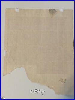 Original Handwritten John Hinckley Obsession Jodie Foster Letter 1985