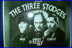 Original Three Stooges Handwritten Letters from Moe & Larry (Pick-Up in Indy)