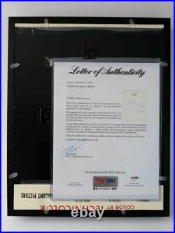 PSA Certified H. G. WELLS Original Handwritten and Signed Letter