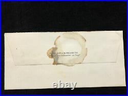 President Dwight D. Eisenhower Handwritten Signed Letter to Mamie