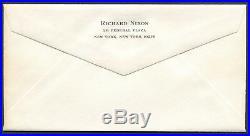 President Richard Nixon Signed Hand Written Letter To Joe Garagiola Psa Slabbed