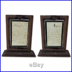QUEEN VICTORIA Original Letter Hand Written and SIGNED. Dated 1889