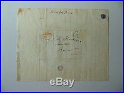RARE! Grand Trunk Railway John A Poor Hand Written Letter Todd Mueller COA