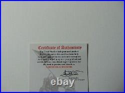 RARE! Sweetheart of the AEF Elsie Janis Hand Written Letter Todd Mueller COA