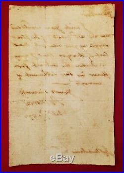 Robert Morris-signer Declaration Of Independence- Handwritten Signed Letter-1794