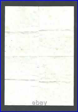 The Beatles Autographed Fan Letter Hand Written By Paul McCartney 1964