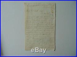 VERY RARE! Philanthropist John Fox Slater Hand Written Letter Todd Mueller COA