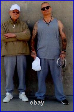 Whitey Bulger Hand Written Letter Alcatraz / On the Run JSA COA from Cellmate