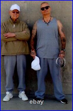 Whitey Bulger Hand Written Signed Letter Jack Twinning JSA COA from Cellmate