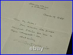 William Rose Benet Saturday Review Poet Handwritten Signed Letter Autograph 1944